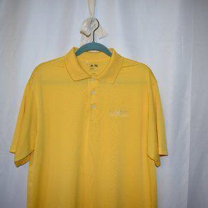 Adidas Golf ClimaLite Polo Shirt Men's Large